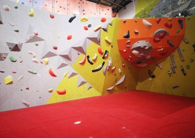 The Reach Climbing Centre London